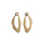 WADI EARRING IN 18K VERMEIL WITH SUNSTONE