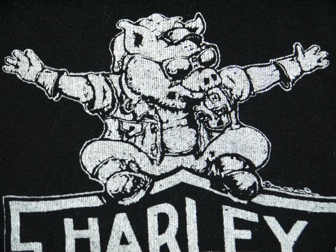 The VINTAGE HARLEY t shirt showcase