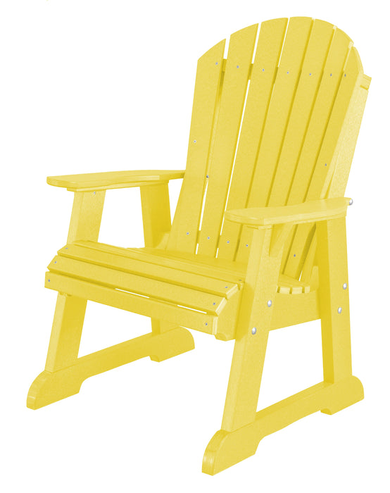 Wildridge Heritage Recycled Plastic High Fan Back Chair