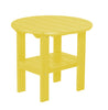 Wildridge Classic Recycled Plastic Round Side Table