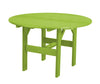 "Wildridge Classic Recycled Plastic 46"" Round Outdoor Table"