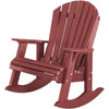 Wildridge Heritage Recycled Plastic High Fan Back Rocker Chair