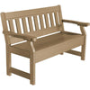 Wildridge Heritage Recycled Plastic Garden Bench