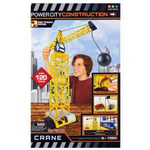 Power City Construction Mega kit