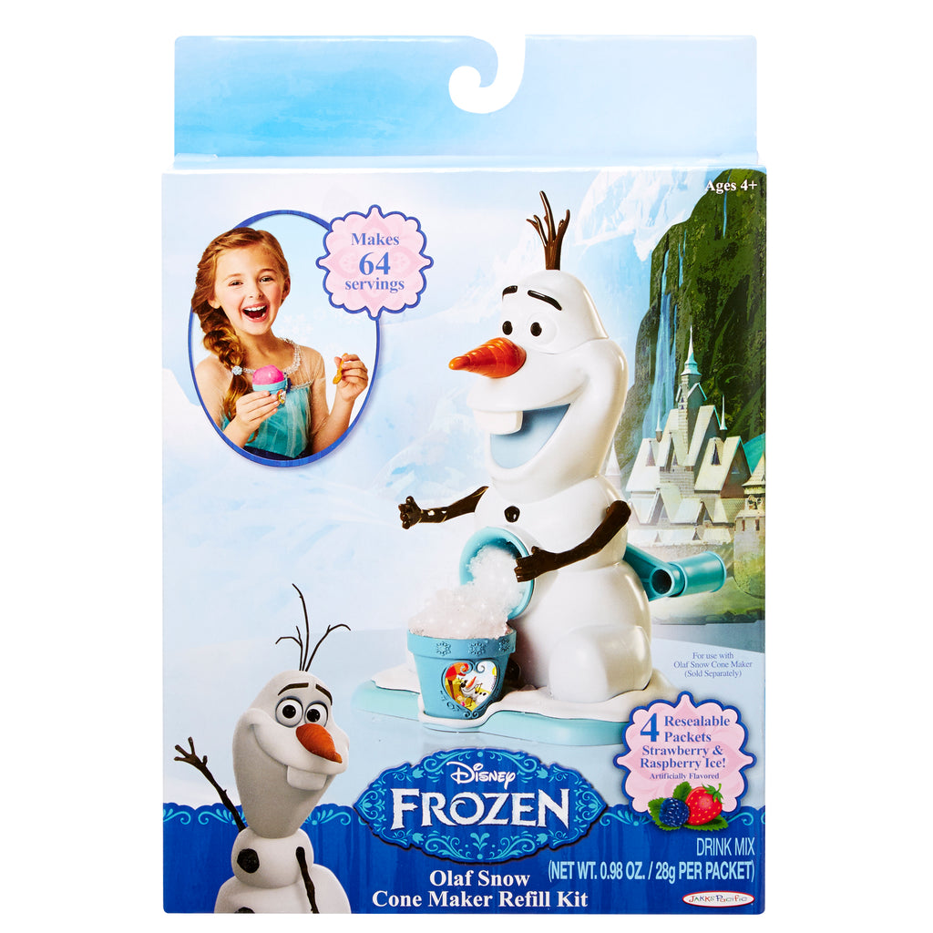 Disney Frozen Olaf Snow Cone Refill Kit