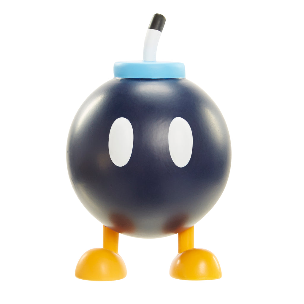 World of Nintendo Link Bob-omb 2.5-Inch Mini Figure