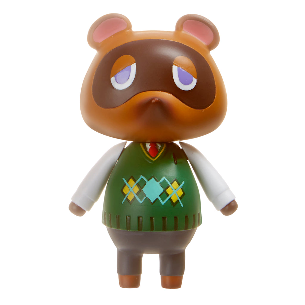 "World of Nintendo 2.5"" Limited Articulation Tom Nook"