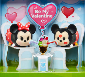 Disney TSUM TSUM - Valentine's Day Mickey and Minnie Tsweeties Gift Set