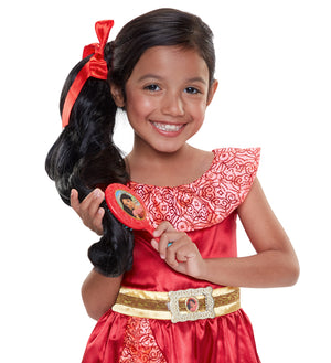 Disney Elena Of Avalor Dress Up Ponytail