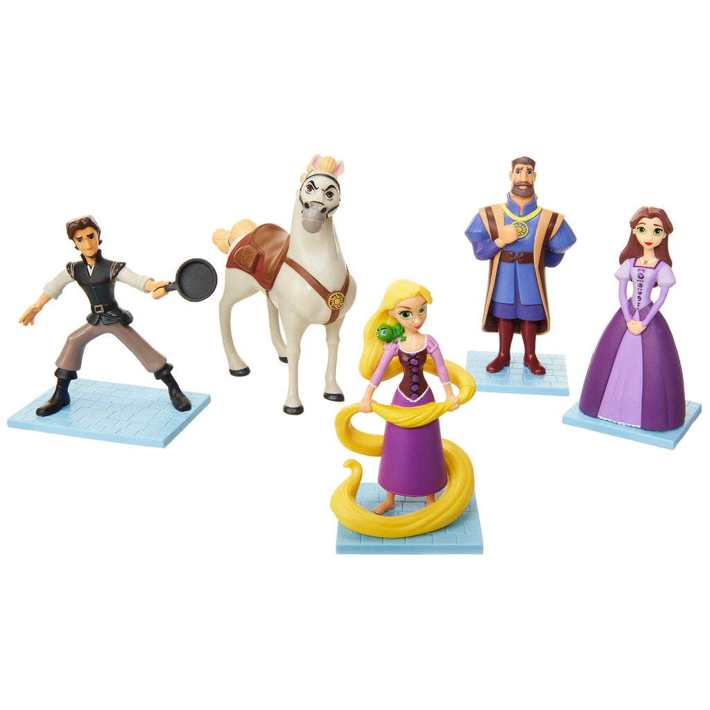Disney Tangled The Series Figure Set