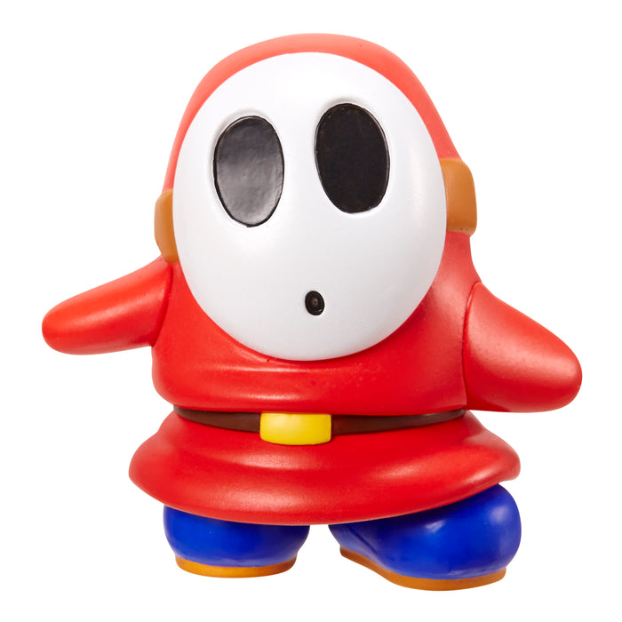 "World of Nintendo 2.5"" Shy Guy Action Figure"