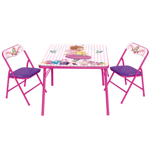 Disney Junior Fancy Nancy Activity Table Set