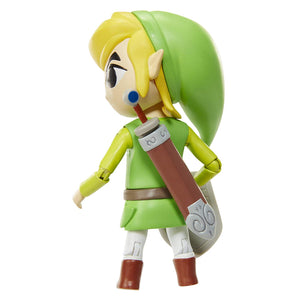 World of Nintendo Link Wind Waker HD Action Figure