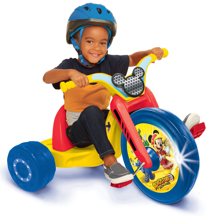 "Disney Junior Mickey and the Roadster Racers 15"" Fly Wheels Junior Cruiser"
