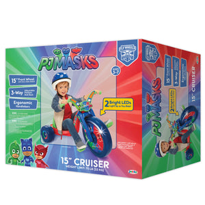 "PJ Masks 15"" Fly Wheels Junior Cruiser"