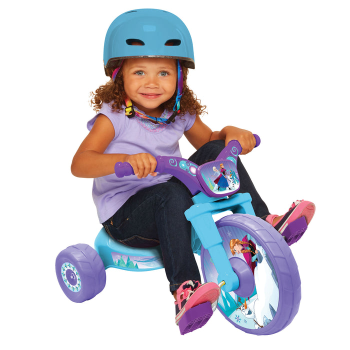 "Disney Frozen 10"" Fly Wheels Junior Cruiser w/Sounds"