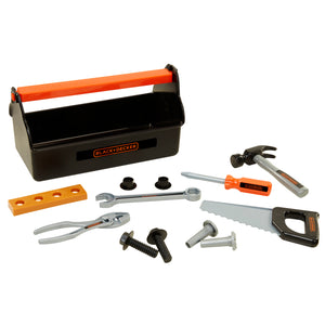 Black + Decker Junior Tool Box Set