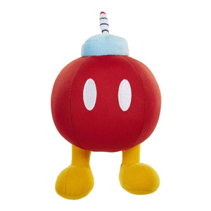 World of Nintendo Red Bob-Omb Plush