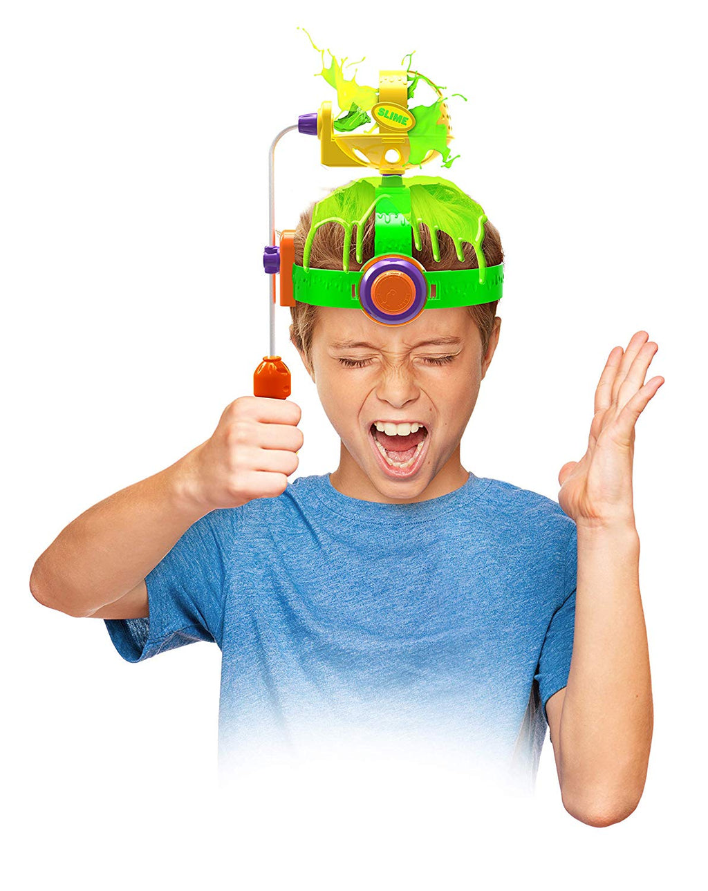 Nickelodeon Slime Splash Hat Game