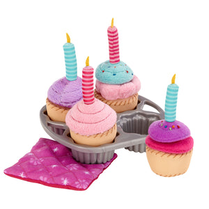 Whimsy & Wonder Soft Cupcake Set