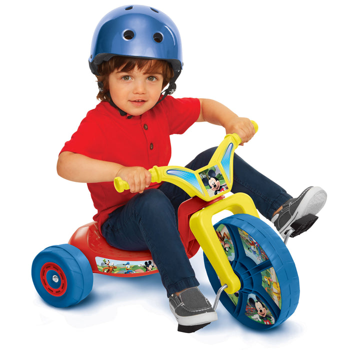 "Disney Junior Mickey 10"" Fly Wheels Junior Cruiser"