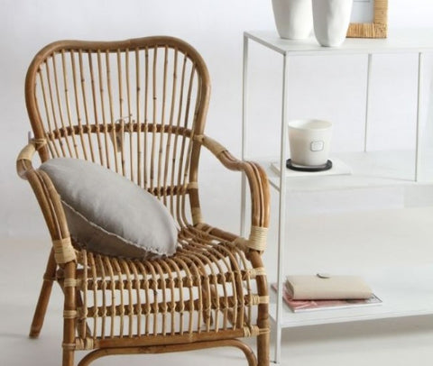The Rattan Lounger