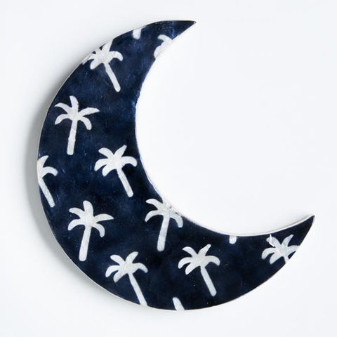 The Palms Moon - Wall Art