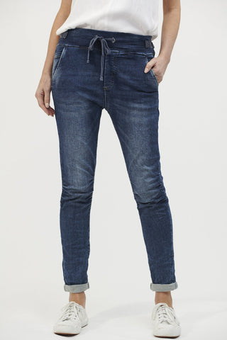Italian Star Denim Jogger
