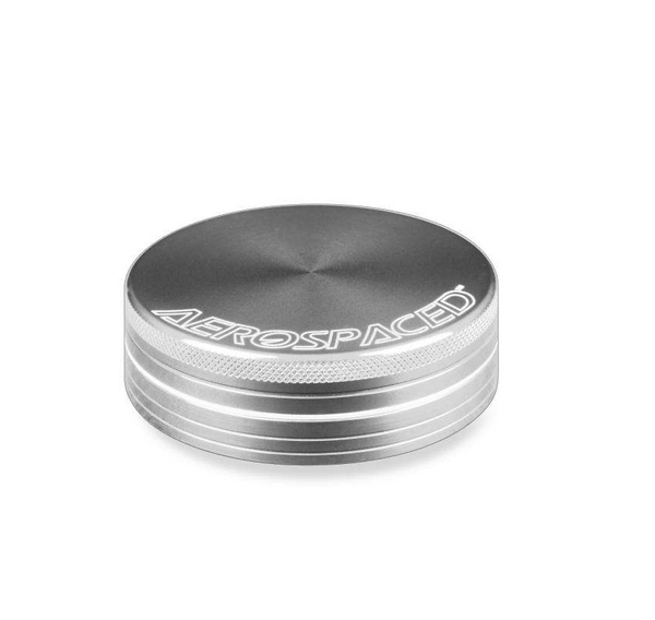 Aerospaced 2 Piece 40mm Aluminum Grinders