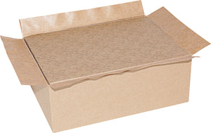 "Kraft Universal Sealing Flap Mailing Box - MB10 - 8 3/4"" x 6 1/2"" x  3 1/4"""