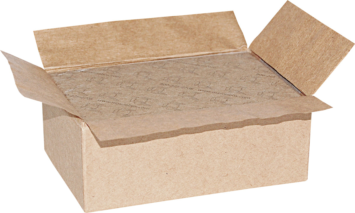 "Kraft Universal Sealing Flap Mailing Box -  MB4 - 5"" x 3 1/2"" x 1 7/8"""