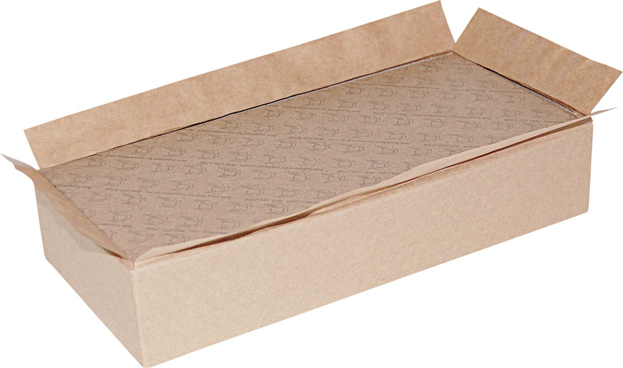 "Kraft Universal Sealing Flap Mailing Box - MB87 - 10"" x 4 1/2"" x  2"""