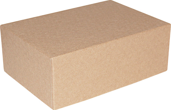 "Kraft Universal Sealing Flap Mailing Box - MB8 - 7 1/2"" x 5"" x 2 3/4"""