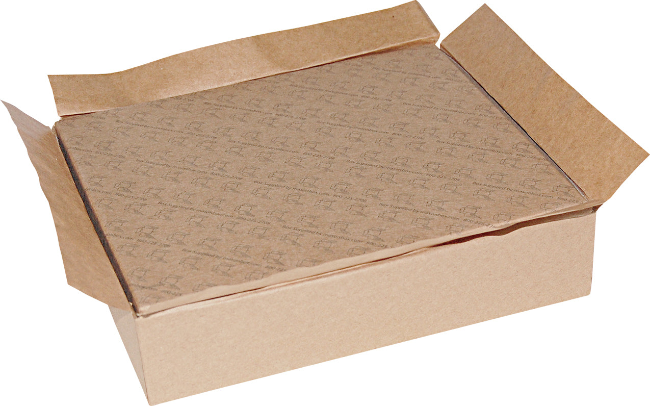 "Kraft Universal Sealing Flap Mailing Box - MB98 - 9"" x 7 3/4"" x  2 1/8"""