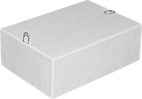 "White Repair/Mailing Box - P2 -  4-1/8"" x 2-3/4"" x 1 1/2"""