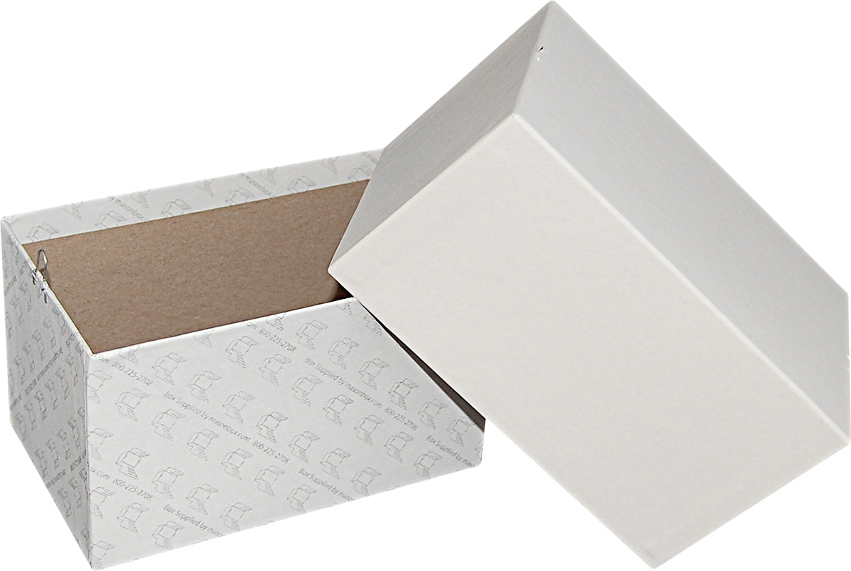 "White Repair/Mailing Box - P45 - 6"" x 3-1/2"" x 3-1/2"""