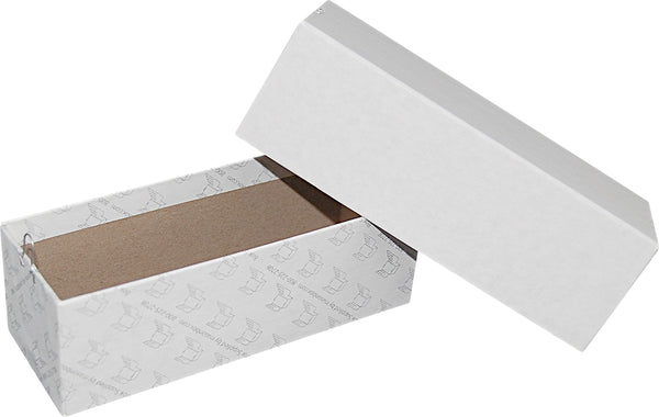 "White Repair/Mailing Box - P46 - 6"" x 2-1/8"" x 2"""