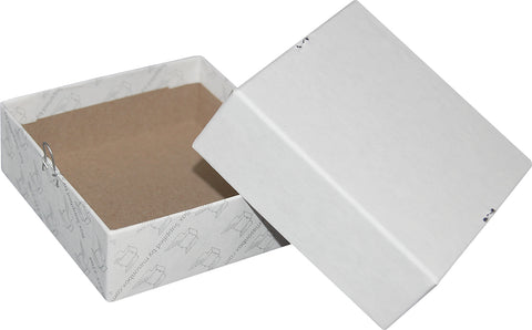 "White Repair/Mailing Box - P52 - 3-1/2"" x 3-1/2"" x 1-1/4"""