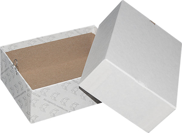 "White Repair/Mailing Box - P6 - 6"" x 4-1/4"" x 2-3/16"""