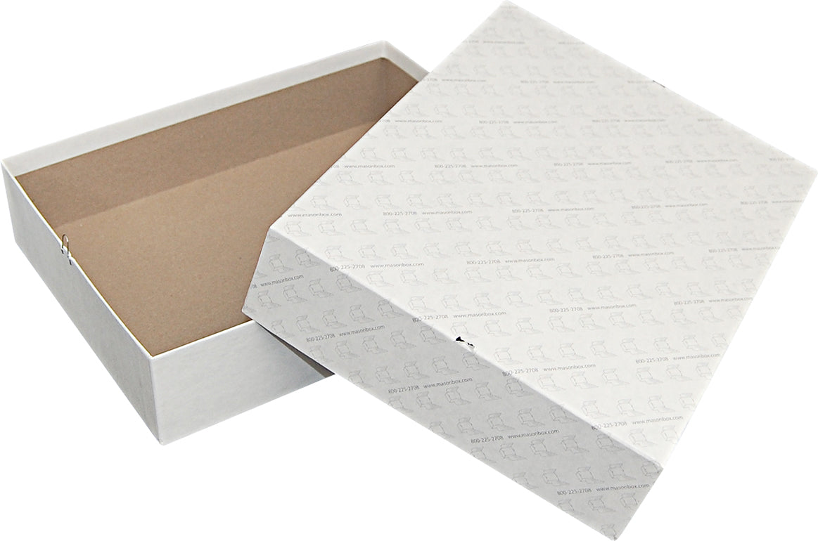 "White Repair/Mailing Box - P99 - 11-1/8"" x 8-5/8"" x 2-1/2"""