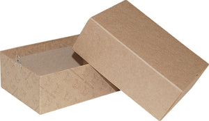 "Kraft Repair/Mailing Box - PK8 - 7-1/2"" x 5"" x 2-3/4"""