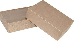 "Kraft Repair/Mailing Box - PK94 - 7-3/4"" x 5-1/4"" x 2-1/4"""