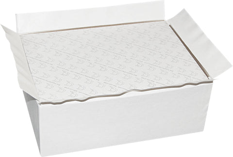 "White Universal Sealing Flap Mailing Box - R10 - 8 3/4"" x 6 1/2"" x  3 1/4"""