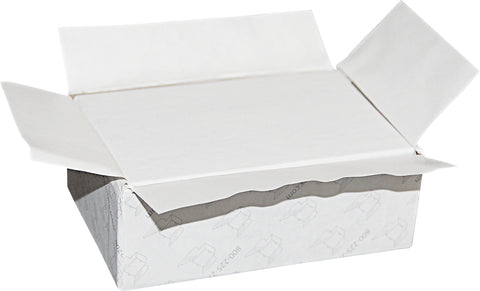 "White Universal Sealing Flap Mailing Box - R2 - 4 1/8"" x 2 3/4"" x 1 1/2"""