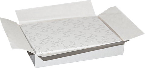 "White Universal Sealing Flap Mailing Box - R40 - 5"" x 3 1/2"" x 3/4"""