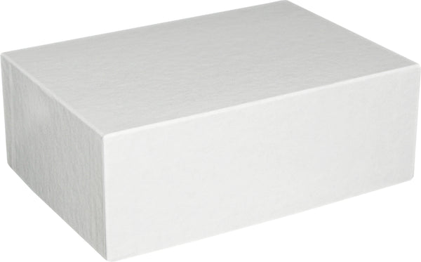 "White Universal Sealing Flap mailing Box - R7 - 6 3/4"" x 4 5/8"" x 2 1/2"""