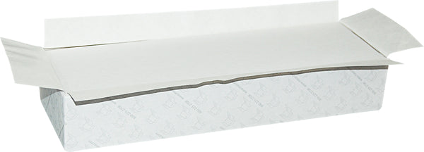 "White Universal Sealing Flap Mailing Box - R88 - 11"" x 3 3/8"" x  1 7/8"""