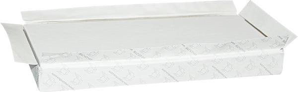White Universal Sealing Flap Mailing Box - R89 - 10 x 4 1/2 x 1