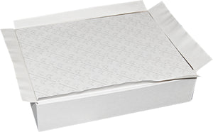 "White Universal Sealing Flap Mailing Box - R99 - 10"" x 4 1/2"" x  1"""