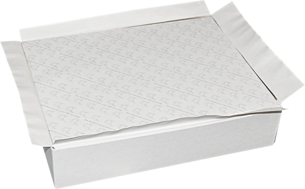 "White Universal Sealing Flap Mailing Box - R99 - 11-1/8"" x 8-5/8"" x 2-1/2"""